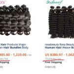 Wholesale Hair Bundles In Bulk From AliExpress Is Available Again!