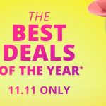 AliExpress 11.11 Sale 2018: Best Deals Collection