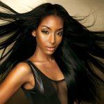 Best 10 Long Straight Black Human Hair Lace Wigs on AliExpress